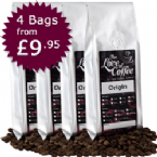 Origin Coffees Selection Pack